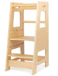 sturdy learning tower for kitchen