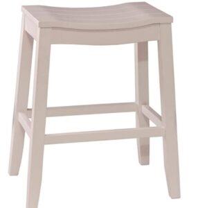 backless wooden bar stools
