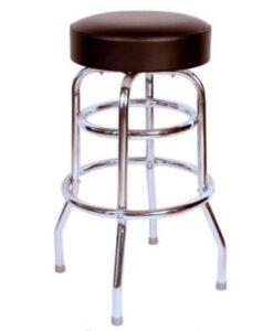 round classic bar stools
