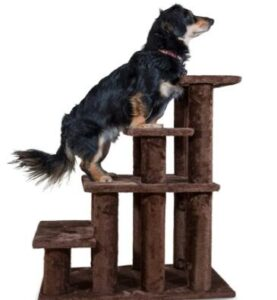 4 steps stools for small dogs