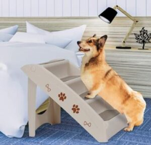 foldable step stools for dogs