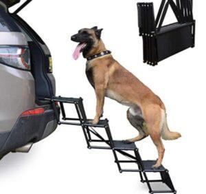 best portable folding dog step stools