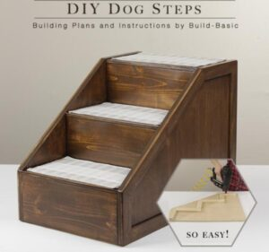 how to make a pet step stool
