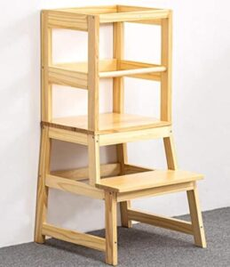 best adjustable height learning towers