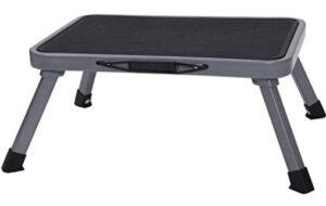 foldable one step car stool