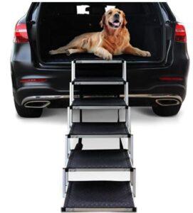 foldable dog step stools
