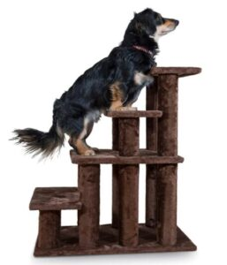 4 step stools for dogs